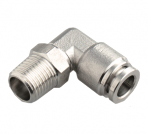XH Notion Stainless steel male elbow push-in fitting