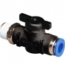 Ball Valve in line male