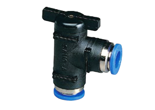 Ball Valve union elbow functional fitting