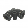 composite compact union elbow push in fitting