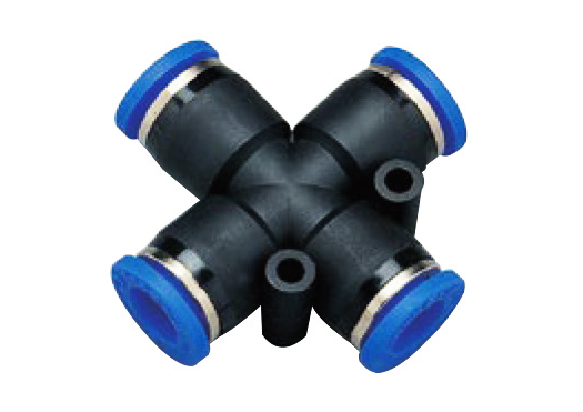 composite union cross push in fitting