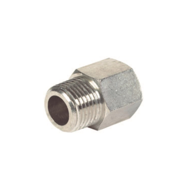 nickel plated female male adaptor pipe fitting