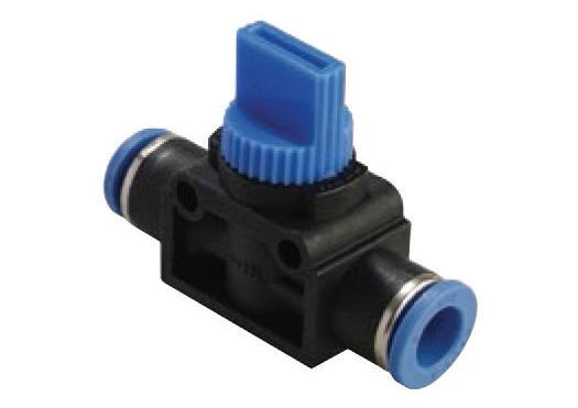 shut off valve straight union functional fitting