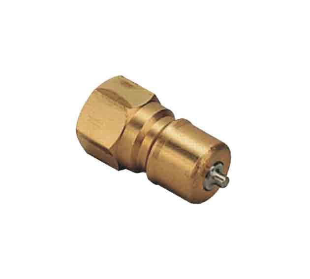 brass female adaptor high pressure coupler