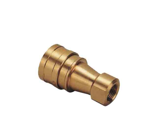 brass female high pressure coupler