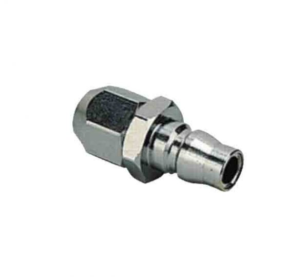 steel adaptor with nut quick connect coupler